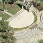 General George F. Schlatter Veterans Memorial Amphitheater (Birds Eye)