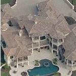 Larry Jimenez's house (Birds Eye)