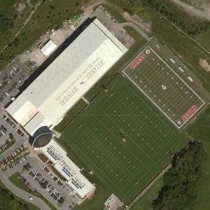 Kansas City Chiefs Practice Facility (Bing Maps)