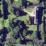 La Grange-le-Roi castle (Bing Maps)