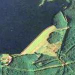 Winsor Dam (Bing Maps)
