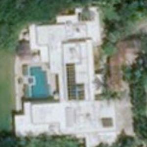 Ellsworth Peterson's house (Bing Maps)