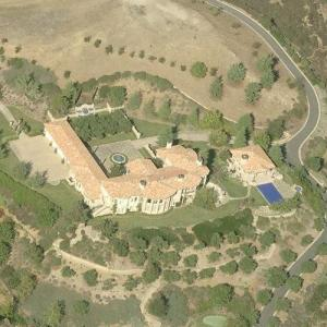 Britney Spears' House (Bing Maps)