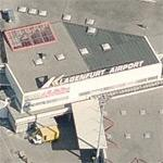 Klagenfurt Airport (Birds Eye)