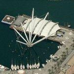 Aquarium of Genoa (Bing Maps)