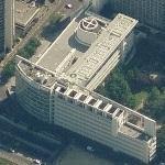 'Canal Plus HQ' by Richard Meier (Birds Eye)