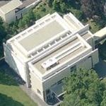 'Museum Frieder Burda' by Richard Meier (Birds Eye)