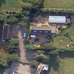 John Bonham's house (Bing Maps)