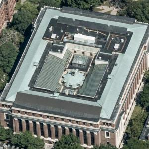 Widener Library (Birds Eye)