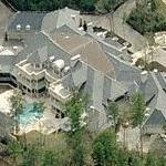 Dan Spence's house (Birds Eye)