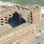 Fort Point National Historic Site (Birds Eye)