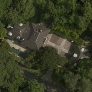 Carol B. Tome's House (Bing Maps)