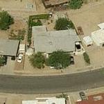 Jared Lee Loughner's house (Birds Eye)