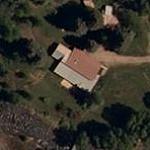 "Harold ""Red"" Rowland's House (deceased) (Bing Maps)"