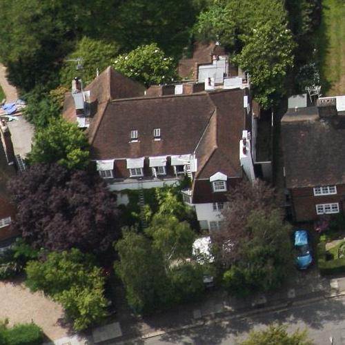 Jonathan Ross House In London United Kingdom Google Maps