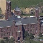 Smithsonian Institution Building, the Castle (Birds Eye)