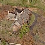 Donald J. Hall's House (Birds Eye)