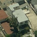 Chris Mihm's house (Birds Eye)