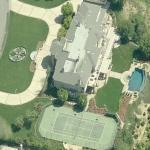 Paul Rusnak's house (Bing Maps)