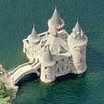 Boldt Castle Powerhouse (Birds Eye)