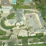 Melanie Griffith's house (former) (Birds Eye)