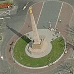 Monument of Remembrance (Birds Eye)