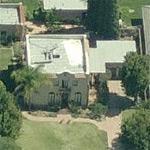 Upton Sinclair's house (former) (Birds Eye)