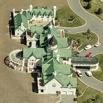 William F. Harrah's House (Former) (Birds Eye)