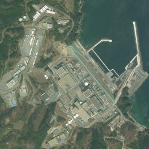 Onagawa Nuclear Power Plant (Bing Maps)