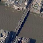 Southwark Bridge (Birds Eye)
