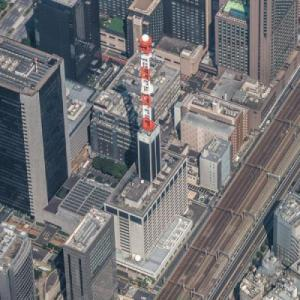 Tokyo Electric Power Company headquarters (Bing Maps)
