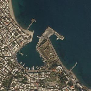 Fortress of Kos (Bing Maps)