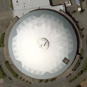 Tacoma Dome (Bing Maps)