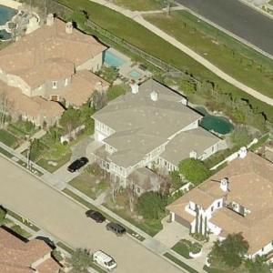 Kourtney Kardashian's House (Former) (Birds Eye)