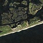 Gilgo Beach Serial Killer - Body Dumping Area (Bing Maps)