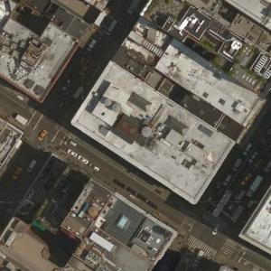 Kelly Ripa's House (Bing Maps)
