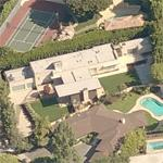 Dan Castellaneta's house (Birds Eye)