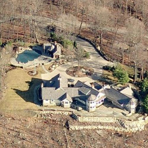 Roger Ailes' House (Birds Eye)