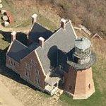 Block Island Southeast Light (Birds Eye)