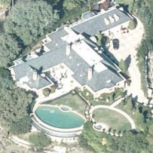 Simon Ourian's House (Bing Maps)