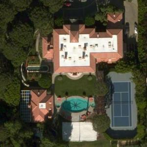Michael H. Scott's House (Bing Maps)