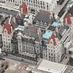 New York State Capitol Building (Birds Eye)