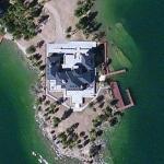 Donald G. Abbey's Island (Bing Maps)