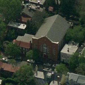 Mt. Zion United Methodist Church and Heritage Center (Birds Eye)