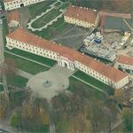 Lithuanian National Museum (Birds Eye)