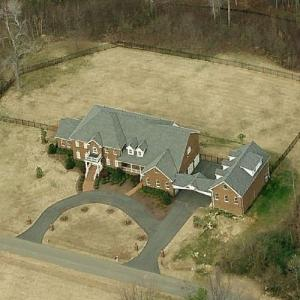 Justin Verlander's House (Birds Eye)