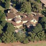 Bob & Diane Ward's house (former) (Birds Eye)