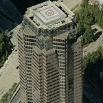 """Die Hard"" building (Birds Eye)"