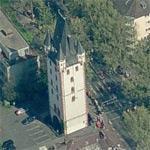 Wood Tower Mainz
