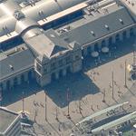 Mainz Central Station (Birds Eye)